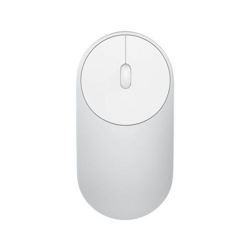 Pelė XIAOMI Mi Portable Mouse Silver