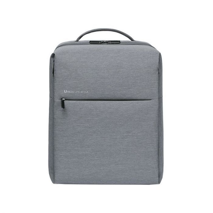 Mi City Backpack Light Grey 2