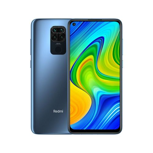 Mobilusis telefonas Redmi Note 9 4/128GB Midnight Grey