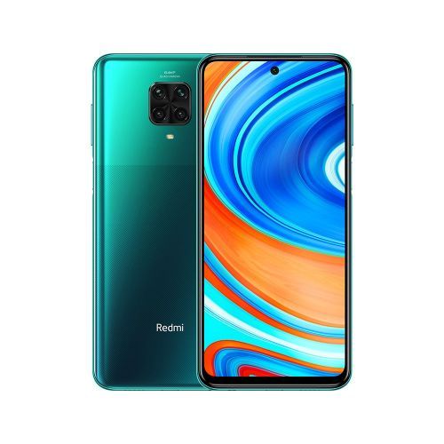 Mobilusis telefonas Redmi Note 9 Pro 6/64GB Forest Green