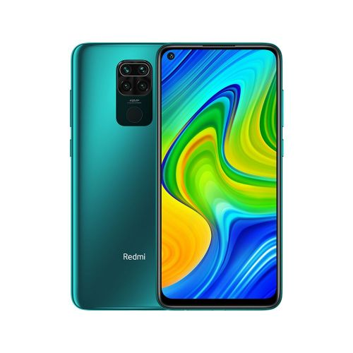 Mobilusis telefonas Redmi Note 9 3/64GB Forest Green