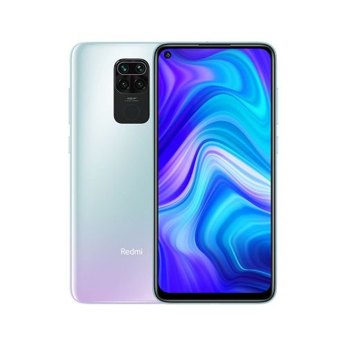 Mobilusis telefonas Redmi Note 9 4/128GB Polar White