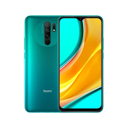 Mobilusis telefonas Redmi 9 4/64GB Green