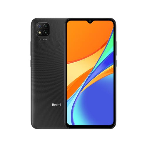Mobilusis telefonas Redmi 9C 3/64GB Midnight Grey