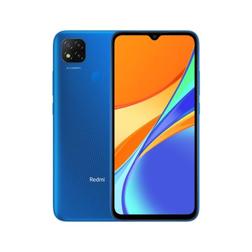 Mobilusis telefonas Redmi 9C 3/64GB Twilight Blue