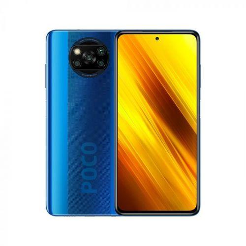 Mobilusis telefonas Xiaomi POCO X3 NFC 6/64GB BLUE