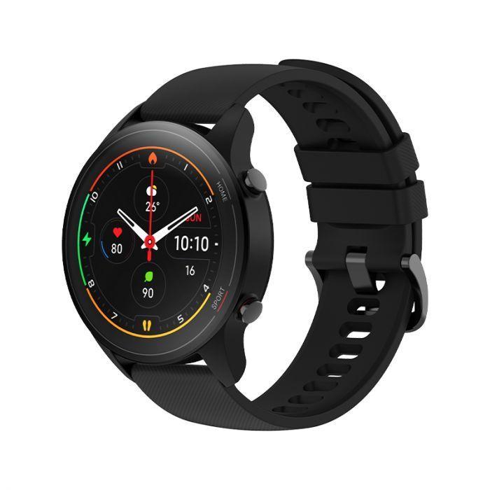 Išmanusis laikrodis Mi Watch Black