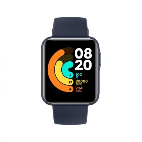 Mi Watch LITE Navy Blue XIAOMI išmanusis laikrodis