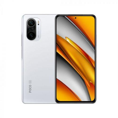 Mobilusis telefonas XIAOMI POCO F3 5G 6/128GB Arctic White