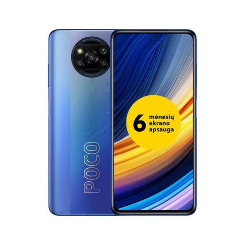 Mobilusis telefonas XIAOMI POCO X3 Pro 8/256GB Blue