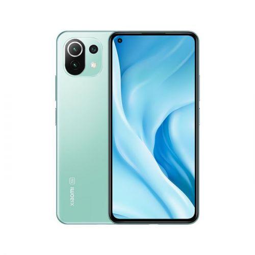 Mobilusis telefonas XIAOMI Mi 11 Lite 5G 6/128GB Mint Green