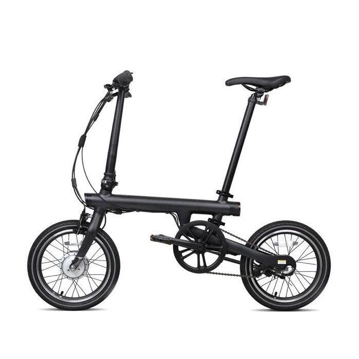 Elektrinis dviratis Mi Smart Electric Folding Bike Black