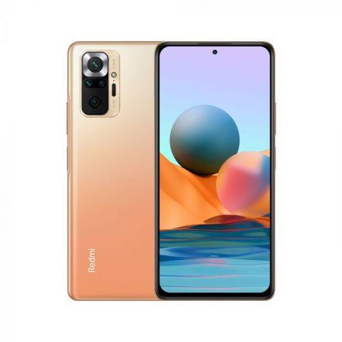 Redmi Note 10 Pro 6/64GB Gradient Bronze XIAOMI mobilusis telefonas