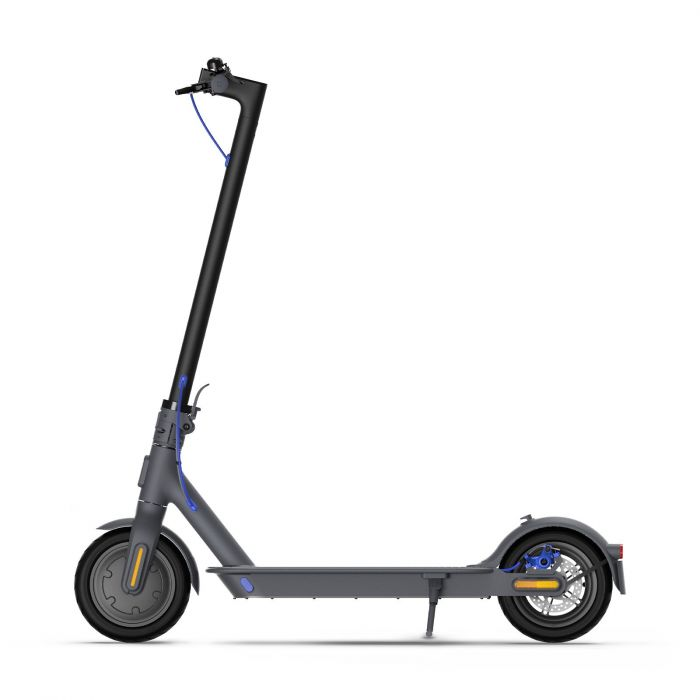 Elektrinis paspirtukas XIAOMI Mi Electric Scooter 3 Black
