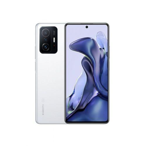 Mi 11T 8/256GB Moonlight White XIAOMI mobilusis telefonas